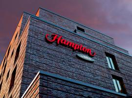 Hampton by Hilton Berlin City West, Berlin