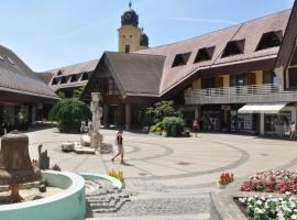 Centrum Hotel, 데브레첸