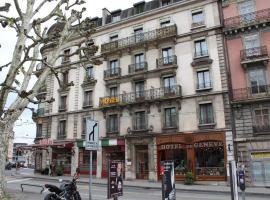 Hotel de Geneve, Ginebra
