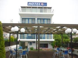 Hotel Dimitra, Τσουκαλαίικα