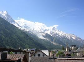 Apartement Le Mummery, Chamonix-Mont-Blanc