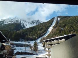 Appartement Le Brévent C, Chamonix-Mont-Blanc