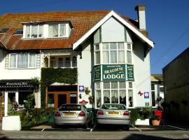 Braedene Lodge, Peintona