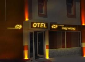 Hekimoğlu Hotel, Erzurum