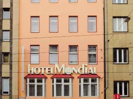 Hotel Mondial, Dusseldorf