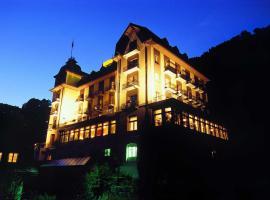 Hotel Edelweiss, Engelbergas