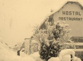 Hostal Restaurante Asador Pañart, Bielsa