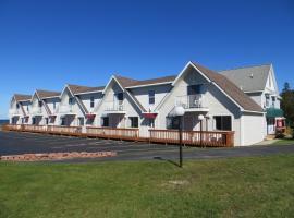 Bridgeview Motel, Mackinaw City