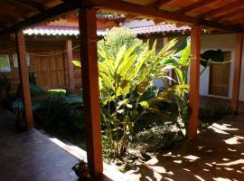 Cabaña Santa Cruz Tepetotutla, San Felipe Usila