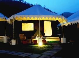 Camp AquaForest Rishikesh, Risikés