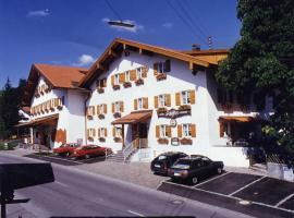 Hotel Gasthof Schäffler, Sonthofen