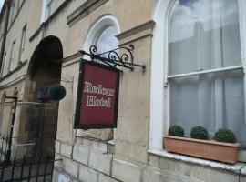 Redcar Hotel, Bath