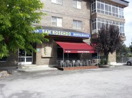 Hotel San Rosendo, Ourense