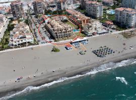 Apartamentos Euromar Playa, Torrox Costa