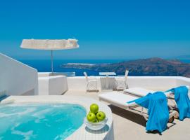 White Santorini Suites & Spa, Имеровиглион