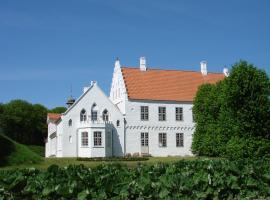 Nørre Vosborg, Vemb