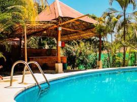 Disfrutalo Resort, Santa Teresa
