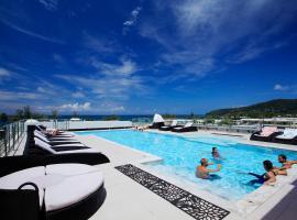 Grand Sunset Hotel, Praia de Karon