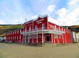Canada's Best Value Inn – Downtown Hotel Dawson City, 도슨 시티