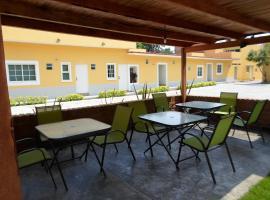 Hotel Montroi City, Colima