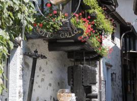 Motto del Gallo, Taverne