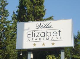Apartments Villa Elizabet