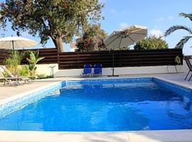 Agias Sofia's Villa, Paphos City