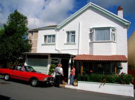 St. Francis Guest House, Sent Helieras Džersis