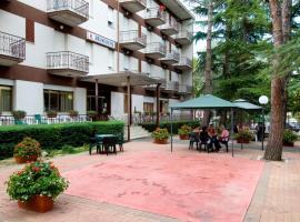 Hotel Belvedere, カストロカーロ・テルメ