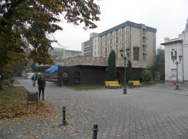 Hotel Bačka, Vrbas