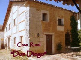 Casa Rural Don Diego, Casasola de Arión