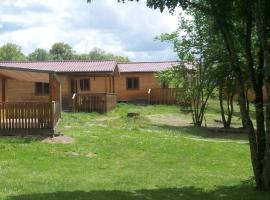 Camping de Sagnat, Bessines-sur-Gartempe
