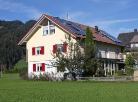 Ferienwohnungen Familie Eberle, Hittisau