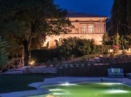 Villa Armena, Small Luxury Hotels of the World, Buonconvento
