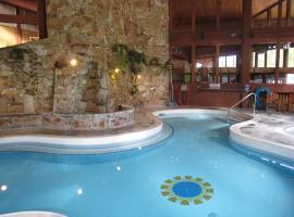Fairmont Villas Mountainside, Fairmont Hot Springs