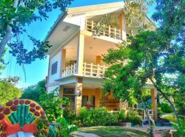 Alexis Cliff Dive Resort, Panglao