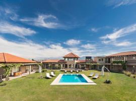 Villa Mansa, Vistalba