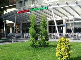 Motel Maksumić, Jablanica