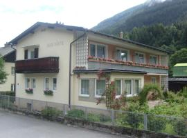 Haus Dixer, Bad Gastein