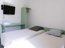 Hotel L'Etape, Saix