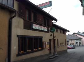 Auberge au Petit Vélan, Bourg-Saint-Pierre