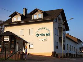 Landgasthaus Hurster-Hof, Windeck