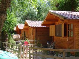 Camping Ecomillans S.L., Sacedón