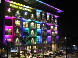 Prime Asia Hotel Angeles
