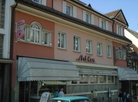 Hotel Café Adler, Triberg