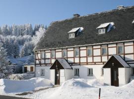 Ferienhaus Am Skihang, Kurort Altenberg