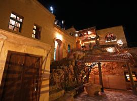 Wonderland Cave Hotel, Akköy