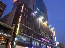 Yoai Hotel, Yilan City