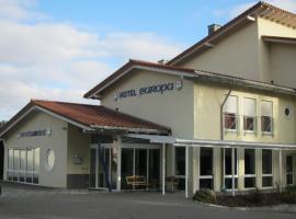 Hotel Europa, Ramstein-Miesenbach
