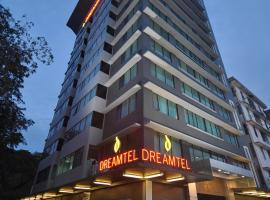 Dreamtel Kota Kinabalu 3 Star Hotel This Is A Preferred Property They Provide Excellent Service Great Value And Have Awesome Reviews From Booking